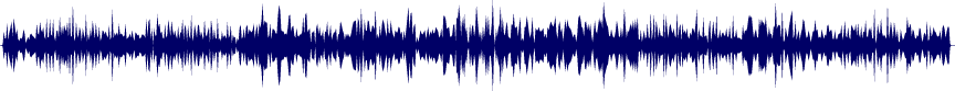 waveform of track #20707