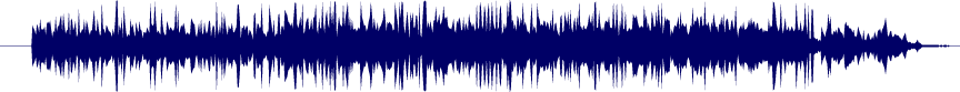 waveform of track #23072