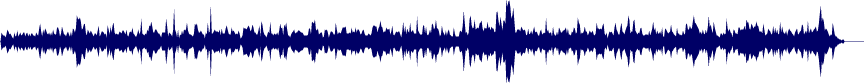 waveform of track #23160