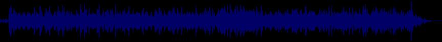 waveform of track #25109