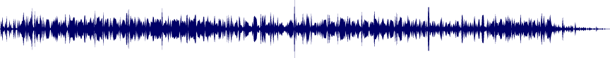 waveform of track #27400
