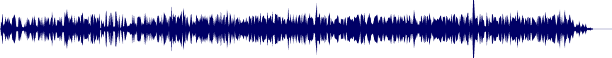 waveform of track #28019