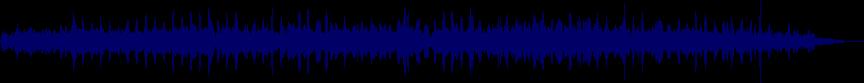 waveform of track #28707