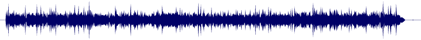 waveform of track #33709