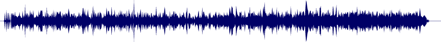 waveform of track #3634