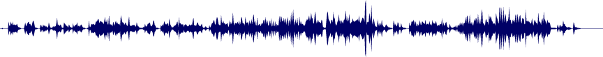 waveform of track #40076