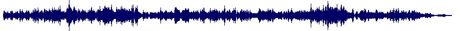 waveform of track #40733