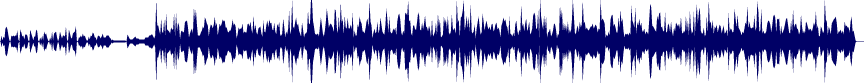 waveform of track #48707