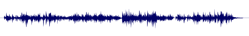 waveform of track #50040