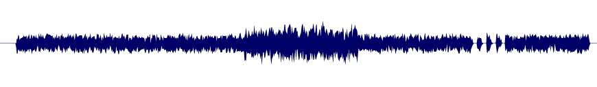 waveform of track #50054