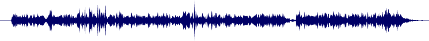 waveform of track #54300