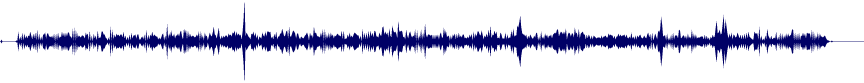 waveform of track #56815
