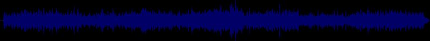 waveform of track #5734