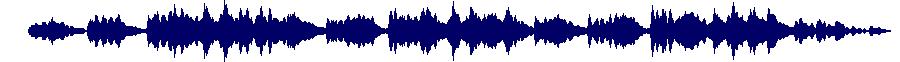 waveform of track #58107