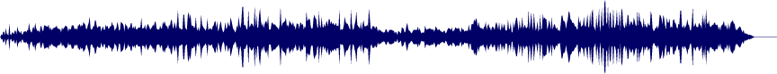 waveform of track #58991