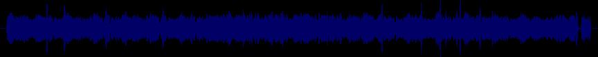 waveform of track #6025