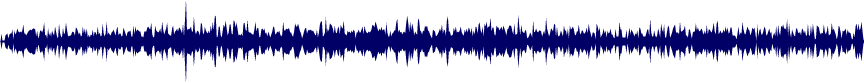 waveform of track #60318