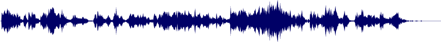 waveform of track #61400