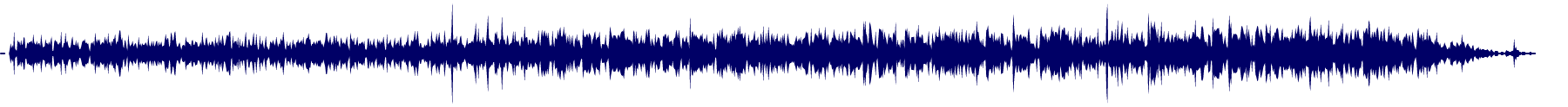 waveform of track #70215