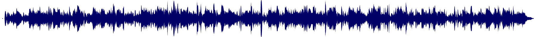 waveform of track #70980