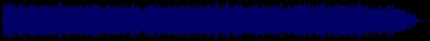 waveform of track #72707