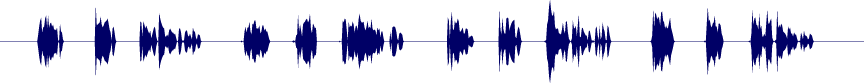 waveform of track #85462