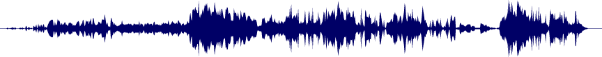 waveform of track #87600