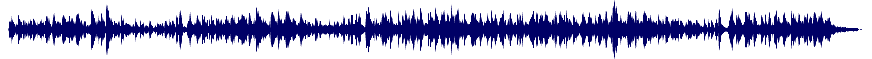 waveform of track #89124