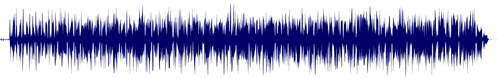 waveform of track #89181
