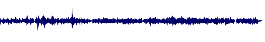 waveform of track #89210