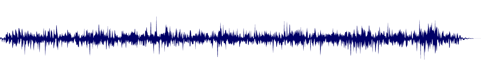 waveform of track #89297