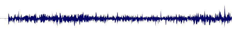 waveform of track #89299