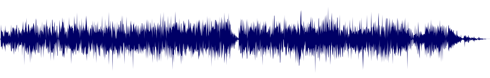 waveform of track #89419
