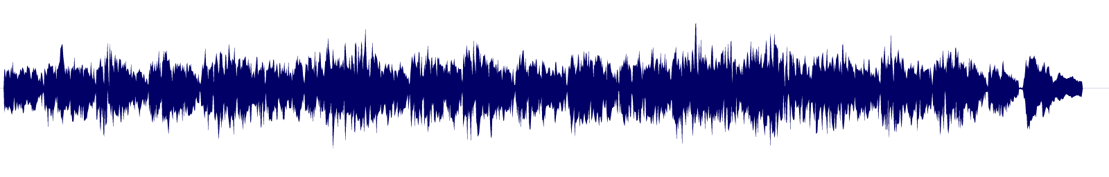 waveform of track #89599