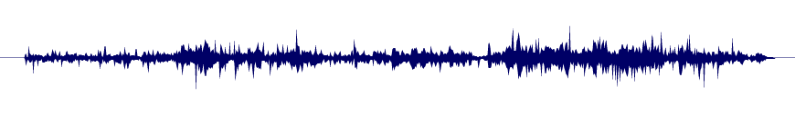 waveform of track #89600
