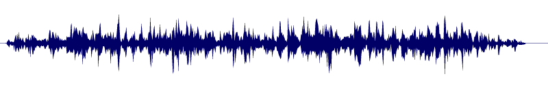 waveform of track #89611