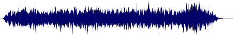 waveform of track #89626