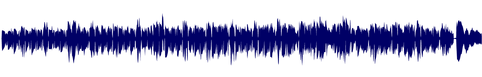 waveform of track #89631