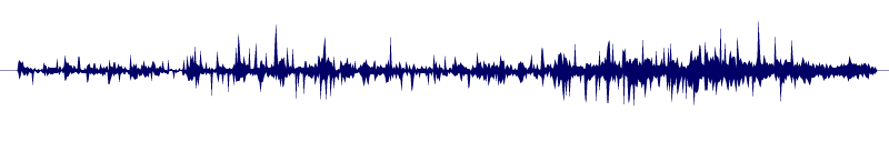 waveform of track #90138