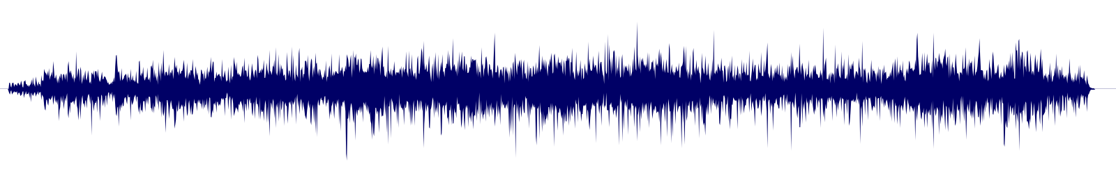 waveform of track #90281
