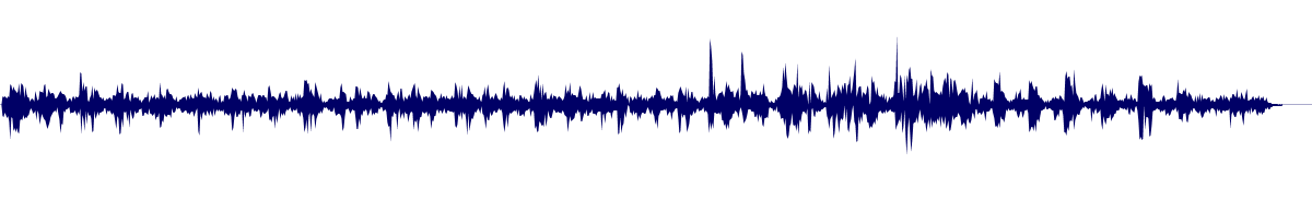 waveform of track #90726