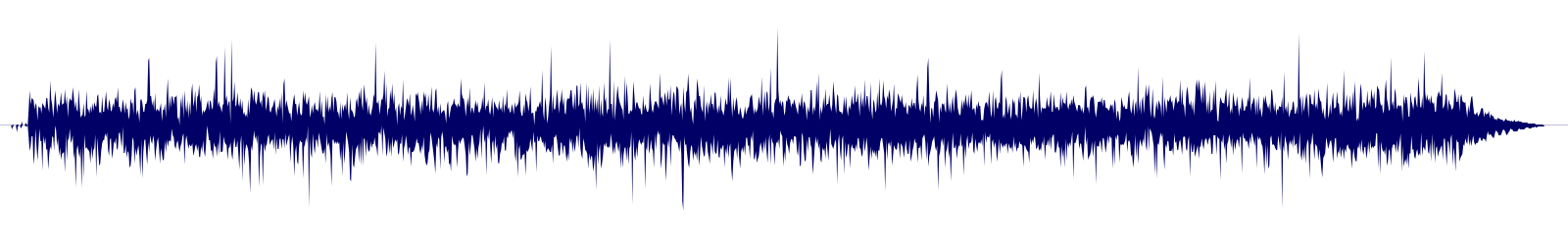 waveform of track #90764