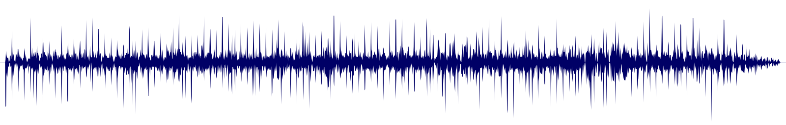 waveform of track #91020