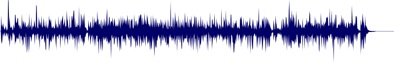 waveform of track #91231