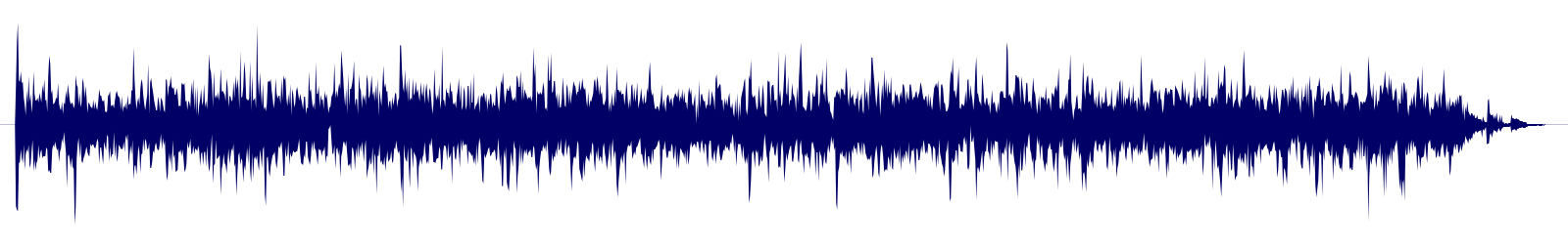 waveform of track #91309