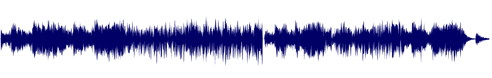 waveform of track #91652