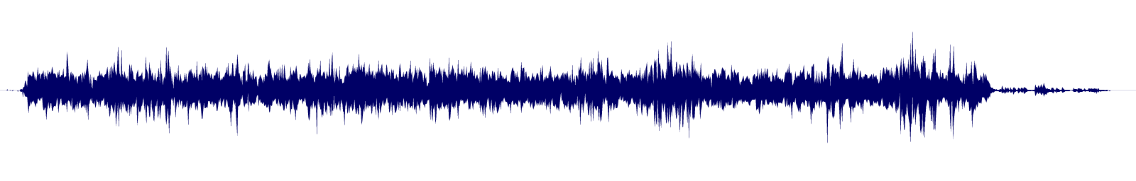 waveform of track #91997