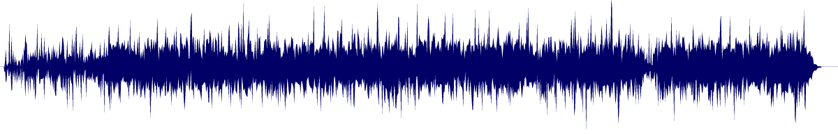 waveform of track #92091