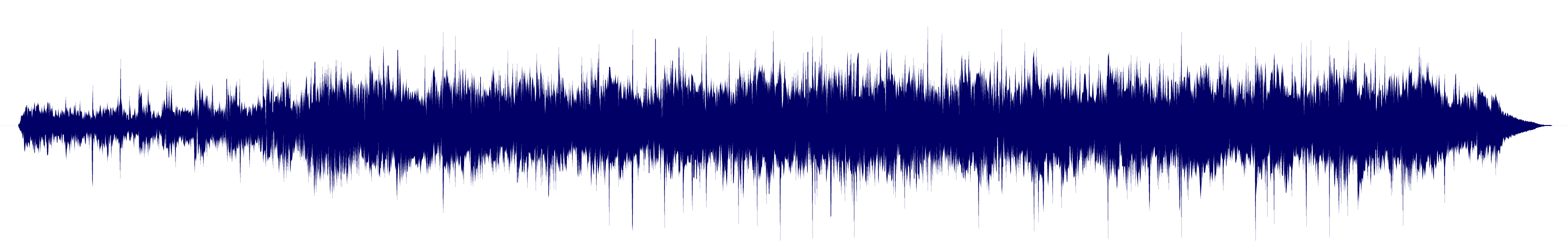 waveform of track #92311