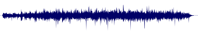 waveform of track #92654